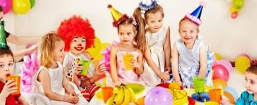 Animazione per bambini a Capodanno